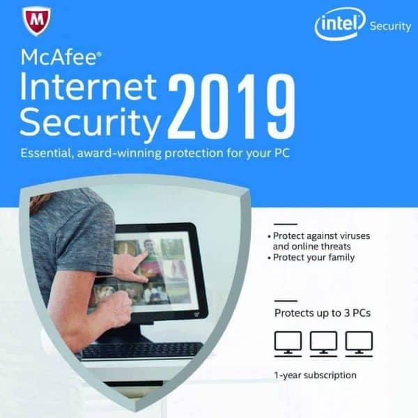 buy mcafee internet security 2019 anti virus philippines 3 pc