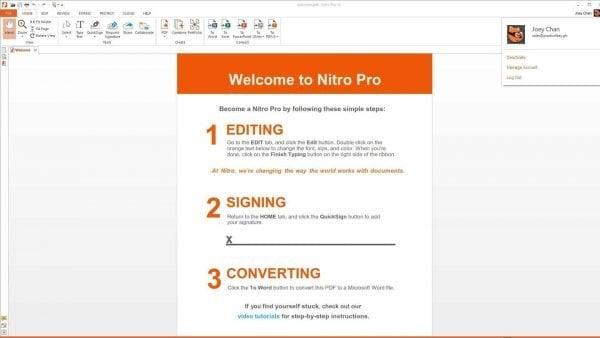 nitro pro 10 very slow