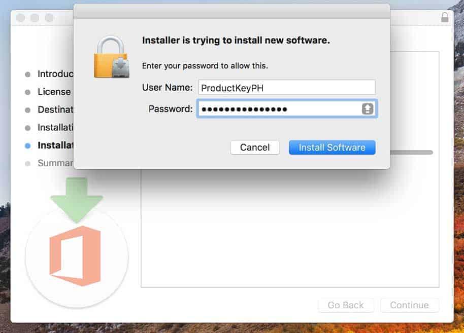 Office Installation – Using Offline Installer to Install
